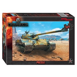 "Мозаика ""puzzle"" 104 ""World of Tanks"" (Wargaming)"