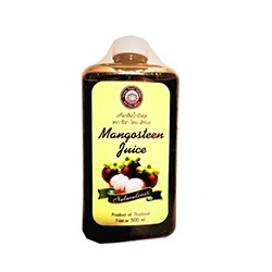 Сок мангостина от Nina Thai Herbs 500 мл / Nina Thai Herbs Mangosteen Juice 500ml