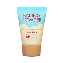 ETUDE HOUSE Baking Powder B.B Deep Cleansing Foam Пенка для умывания, 160мл