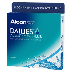 Dailies AquaComfort + 90