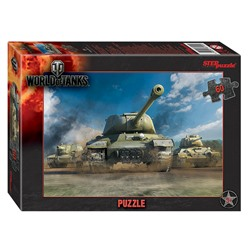 "Мозаика ""puzzle"" 60 ""World of Tanks"" (Wargaming)"