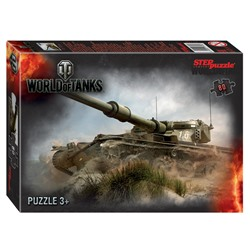 "Мозаика ""puzzle"" 80 ""World of Tanks"" (Wargaming)"