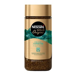 Растворимый кофе, Nescafe Gold Origins Sumatra, 100 г.