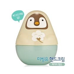 ETUDE HOUSE Крем д/рук #2 Fairy Penguin Story (Пингвин), 30мл